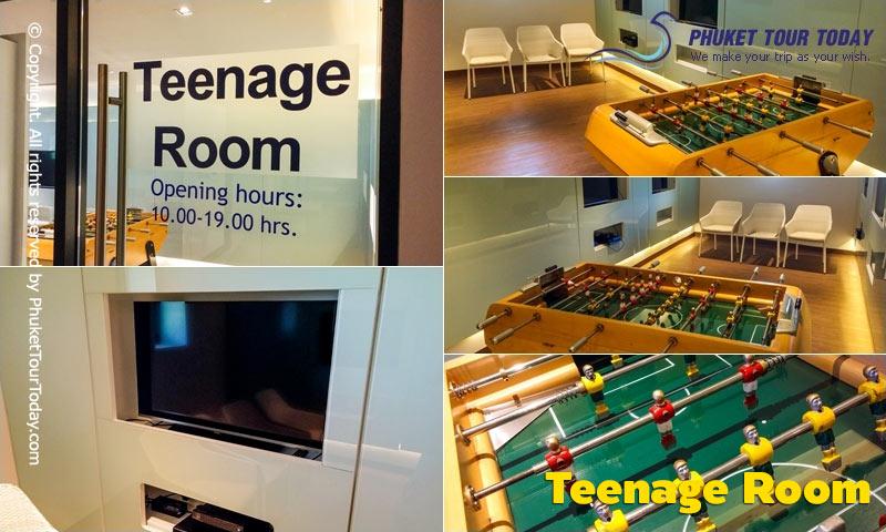 Teenage Room โรงแรมอีสติน ยามา ภูเก็ต